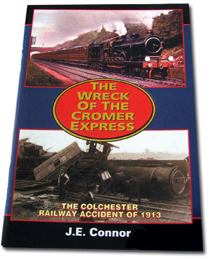 cover of the book the wreck of the cromer express